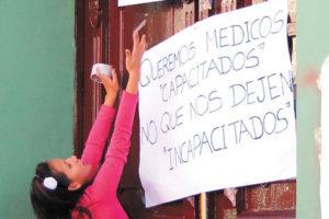 Protesta-medicos